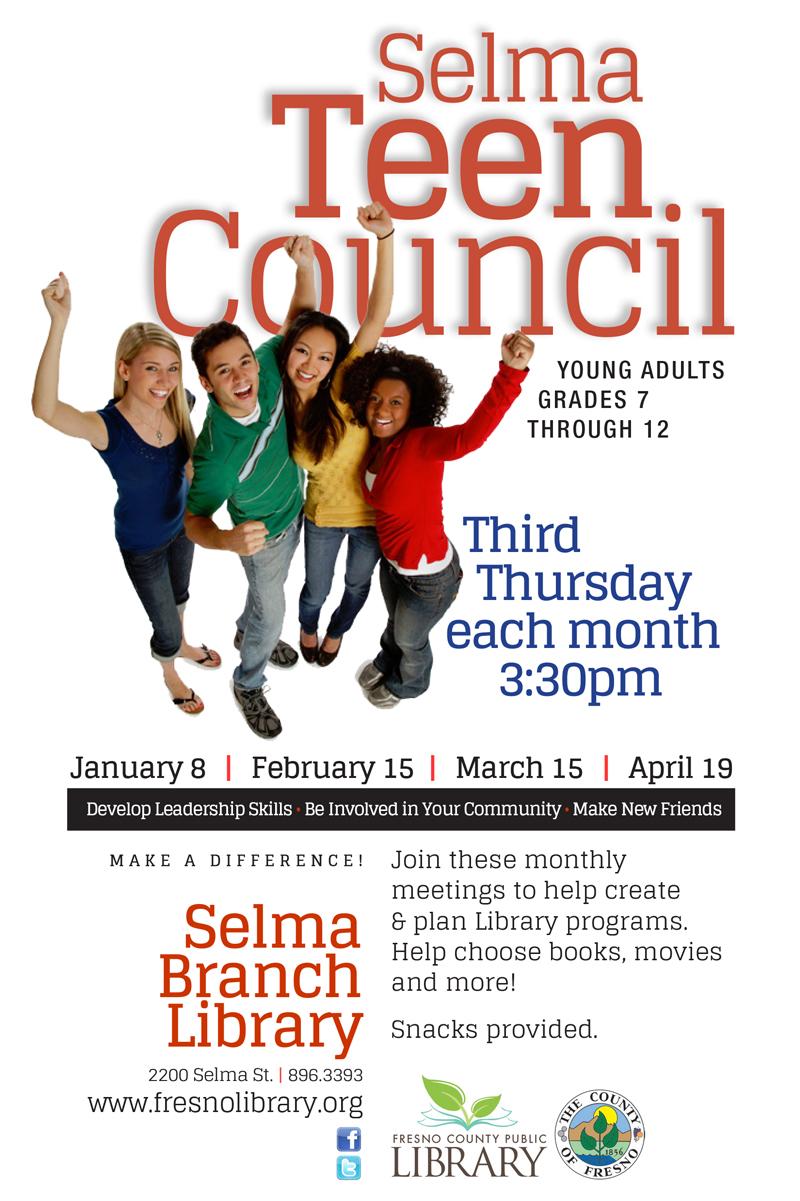 Selma Teen Council