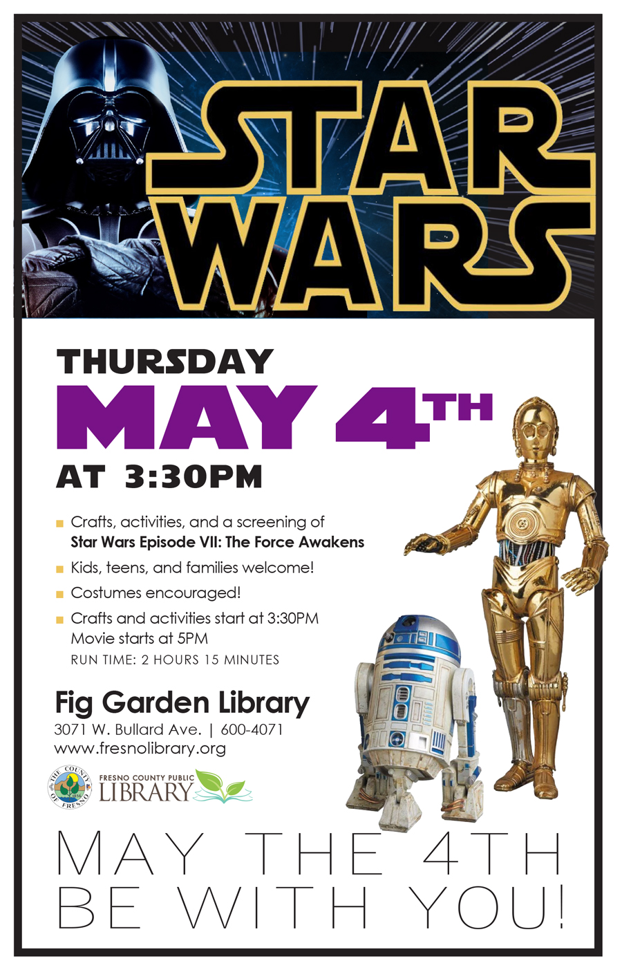 05 04 star wars may 4 fig 2017 friends of the fresno - Fresno home and garden show 2017 ...