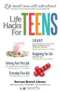 Life Hacks for Teens