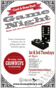 Game Night Chess Club