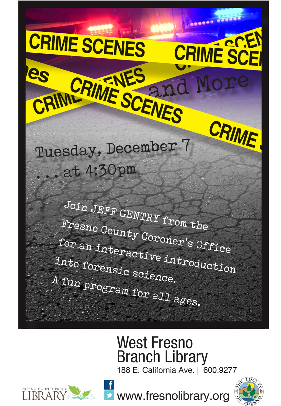 Crime Scenes West