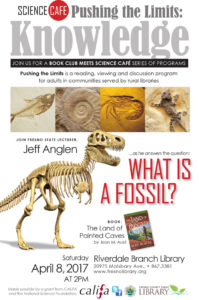 Science Cafe: What Is a Fossil?