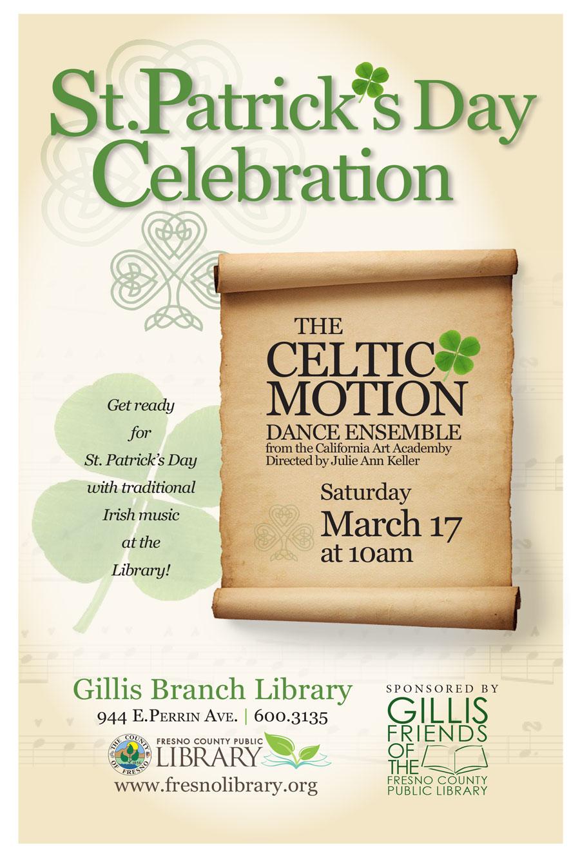 St. Patrick's Day Celtic Motion Dance Ensemble