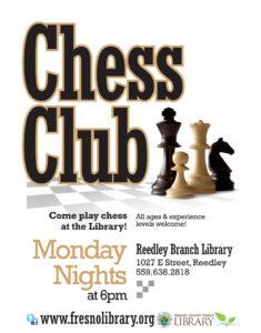 Reedley Chess Club
