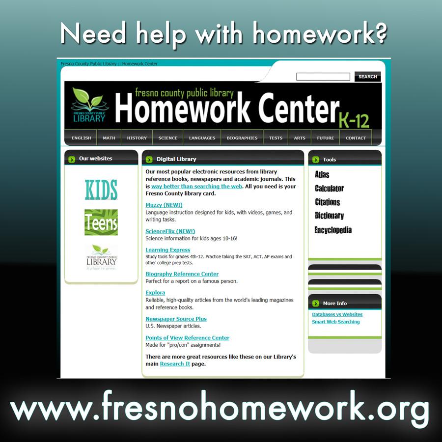 Fresno Homework Center