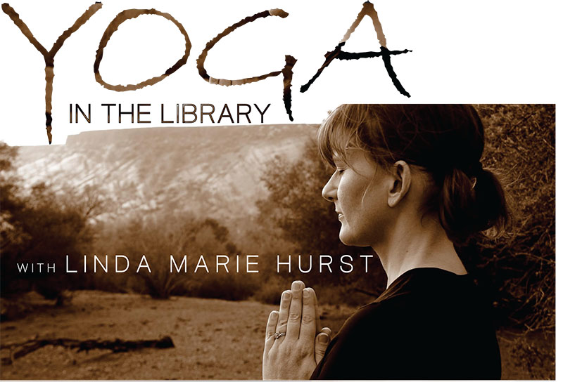 Yoga with Linda at Betty Rodriguez Library in Fresno
