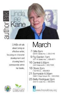 Author Talk with Linda Lee Kane