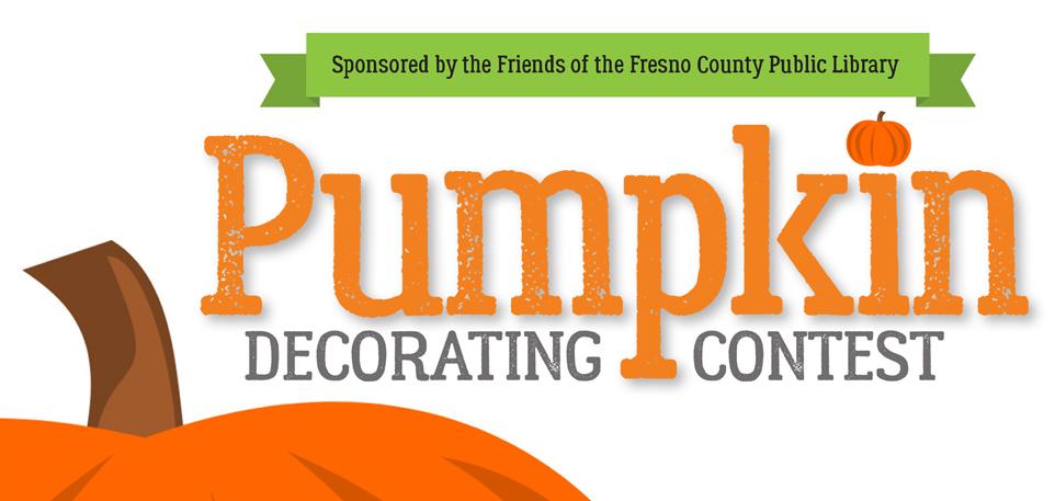 Pumpkin Decorating Contest FCPL Staff